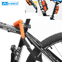 INBIKE D906 Anti shear 12 Ton Hydraulic Cutter Cycling MTB Bike Lock Anti theft Motorcycle Lock Electric Bicycle Part Chain Lock