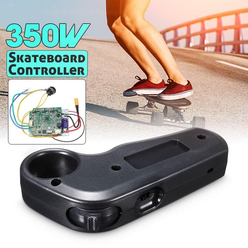 Contrôleur de planche à roulettes électrique Longboard Mini contrôleur à distance à moteur unique ESC substitut pour planche à roulettes électrique Longboard