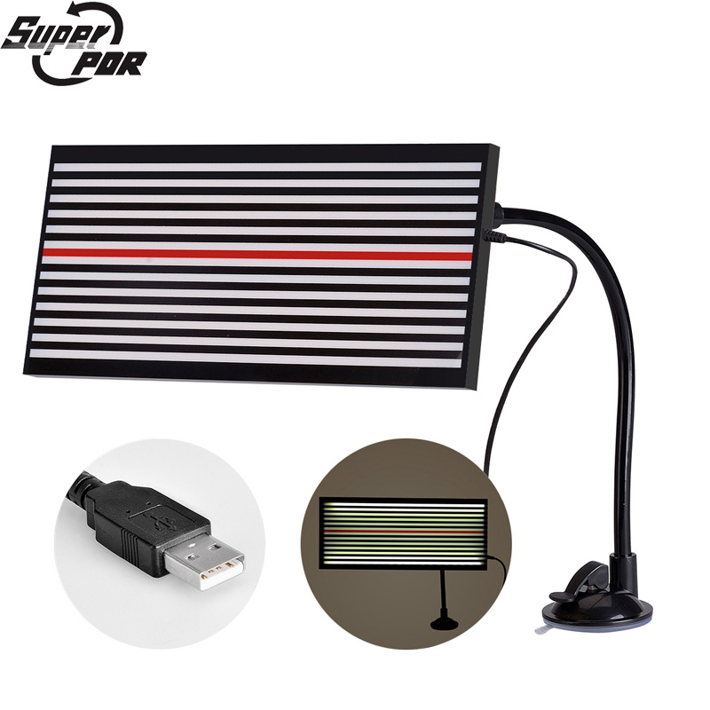 Super PDR Led Line Board White Led Dent Reflection Board Lamp Paintless Dent Removal Tools PDR Light Board Hand Tool Ferramentas цена 2017