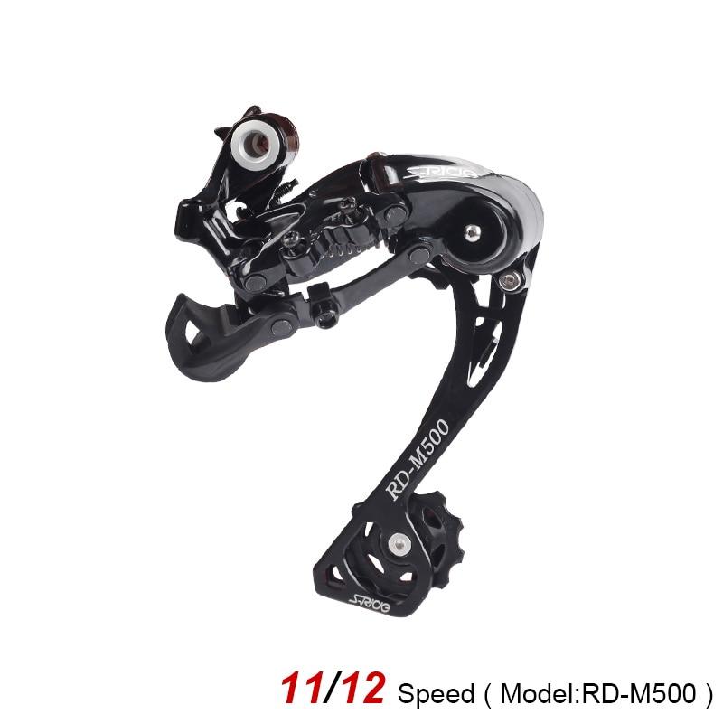 S-ride RD-M500 vélo de montagne 11/12 vitesse longue Cage dérailleur arrière Compatible avec SHIMANO cyclisme vtt pièces de vélo 260g