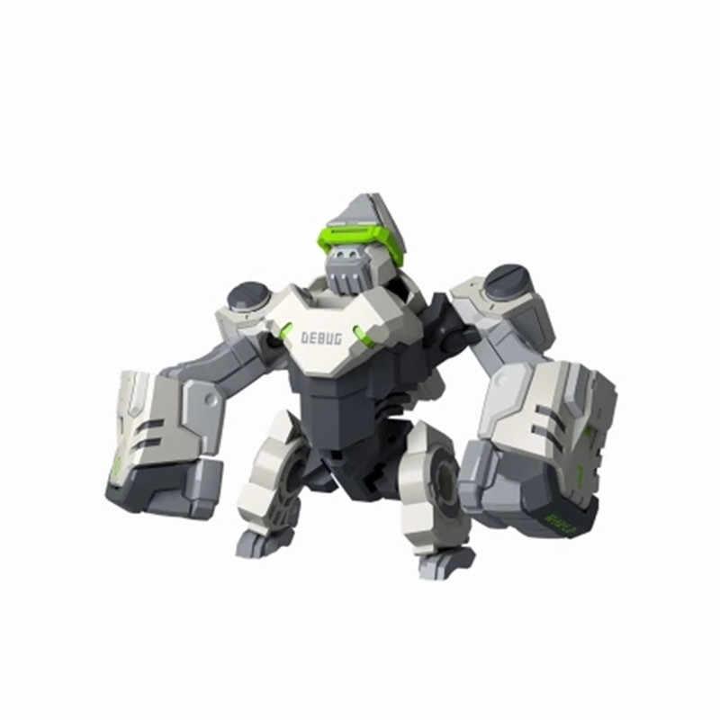 Xiaomi Youpin Transformável Macaco Dobrável Macaco Cubo Bloco Boneca Action Figure Toy Presente Coleção