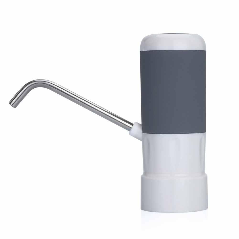 Портативный беспроводной Электрический питьевой диспенсер для водяного насоса для 5 галлонов бутылки с Usb зарядной линией и перезаряжаемой батареей