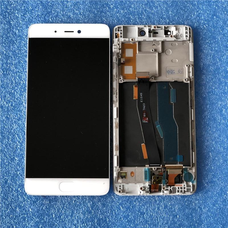 Original Axisinternational For 5 15 Xiaomi Mi5S MI5S MI 5S LCD Display Screen With Frame Touch