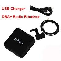 Car DAB Radio Receiver Automobiles Radio Stereo Audio External DAB Transmitter And Digital Radio Tuner Transmitter Accessories