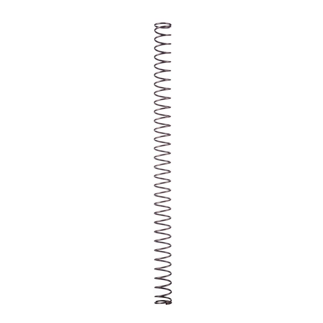 Modiker 6 Sizes 1.8*13.8*220*32 Laps High Strength Spring For GJ M24 Water Gel Beads Blaster - Silver Black