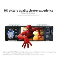 4016C 4.1 Inches Car MP5 Player Car MP5 Radio Support 2G/4G/8G/16G Memory Car Player