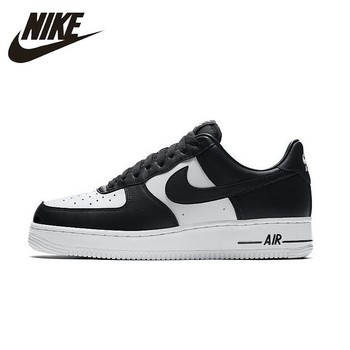 NIKE AIR FORCE 1 bajo Original para hombre Zapatos de skate zapatos  estabilidad apoyo deportes zapatillas de deporte para los hombres zapatos  AQ4134-100 b8446131002ae