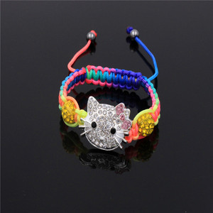 Hellokitty Cat Bracelets For C
