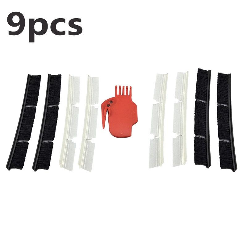 For Neato Botvac D Series Combo Bristle Brushes D3 D5 D85 945-0198 ReplaceFor Neato Botvac D Series Combo Bristle Brushes D3 D5 D85 945-0198 Replace