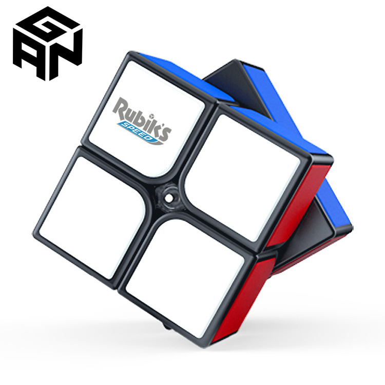 Puzzles & Games Magic Cubes Initiative Ganrsc 【gan Rsc Two Steps Magic Cube  Ruby Grams Match Special-purpose Smooth Slip Piece 2 Order Maniac Fang Yi Zhi Toys Aromatic Flavor