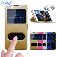 Luxury Window View Leather Flip Case For LETV LeEco Le 2 X527 S3 X626 X622 Le Max 2 X820 Cool 1 1s 2s Le Pro 3 X720 Wallet Cover