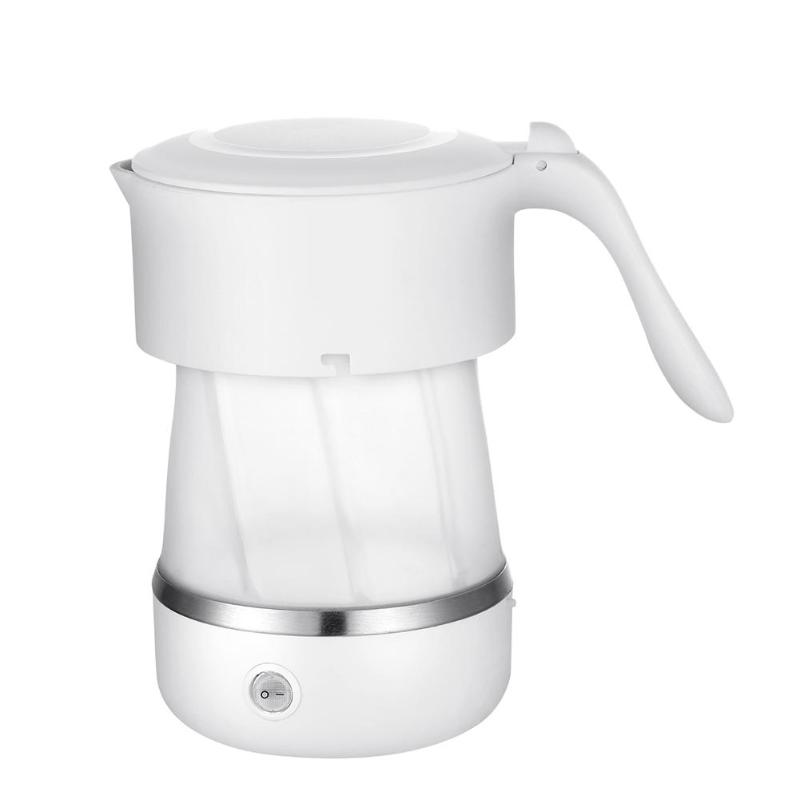 500ML Portable Folding Electric Kettle Household Mini Water Boiler Kettle Bottle Silicone Heating Kettle for Travel500ML Portable Folding Electric Kettle Household Mini Water Boiler Kettle Bottle Silicone Heating Kettle for Travel