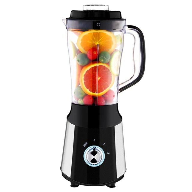 1500 ml Liquidificador espremedor Elétrico Máquina de Aquecimento Automático Misturador Multifunções-Leite de Soja Dispositivo Comida para Bebé Misturador Ferramenta Para casa