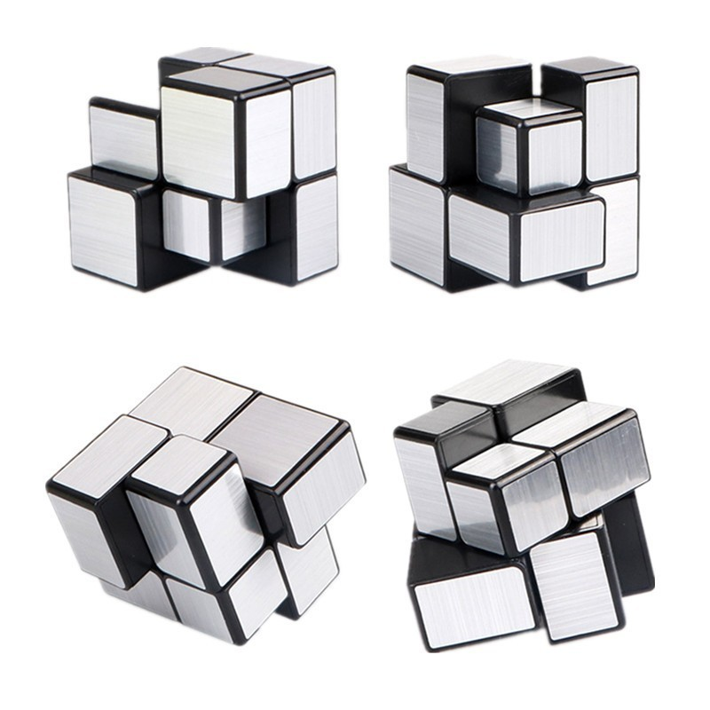 Puzzles & Games Dependable Qiyi Magic Cube Classic Special-shaped 2 Steps Deformation Magic Cube With Slippery Taste Alpinia Oxyphylla Toys For Children