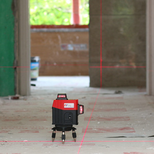 Image 3 - Kaitian 3D Laser Level 12 Lines Profissional Red Line Self Leveling 360 Horizontal Vertical Cross Powerful 3D Levels Lasers Line
