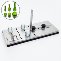 Hot Adjustable Glass Wine Bottle Cutter High Strength And Hardness Bottle Cutters For Cutting Machine DIY Craft Recycle Tool