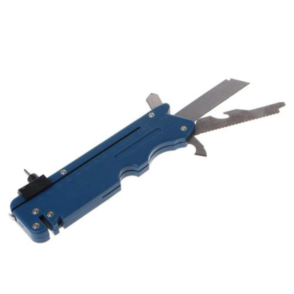Multifunctional Glass & Tile Cutter Professional Glass Cutter Folding Utility Knife Carbon Atom Cutting Tool Cutting Knife