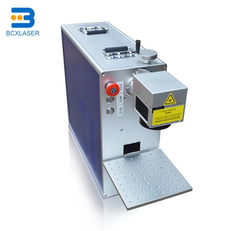Vinyl Record Marking Machine Fiber Laser Marking Machine 20w 30w Fiber Laser From China