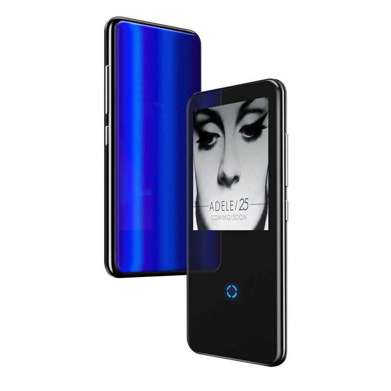 Mahdi M600 lecteur MP3 bluetooth HiFi lecteur vidéo 2.4 pouces sans fil Portable Sport MP3 8 GB haut-parleur intégré Radio FM - 2