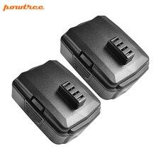 Powtree 1.5Ah CB120L battery For Ryobi 12B 130503001,130503005,CB120L BPL-1220,HJP001,HJP001K,HJP002 HP612K JG001 LSD-1201PB L10 gibraltar sc bpl