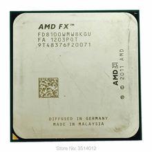 AMD FX serie FX 8100 de 2,8 GHz de ocho Core CPU procesador FD8100WMW8KGU hembra AM3 +