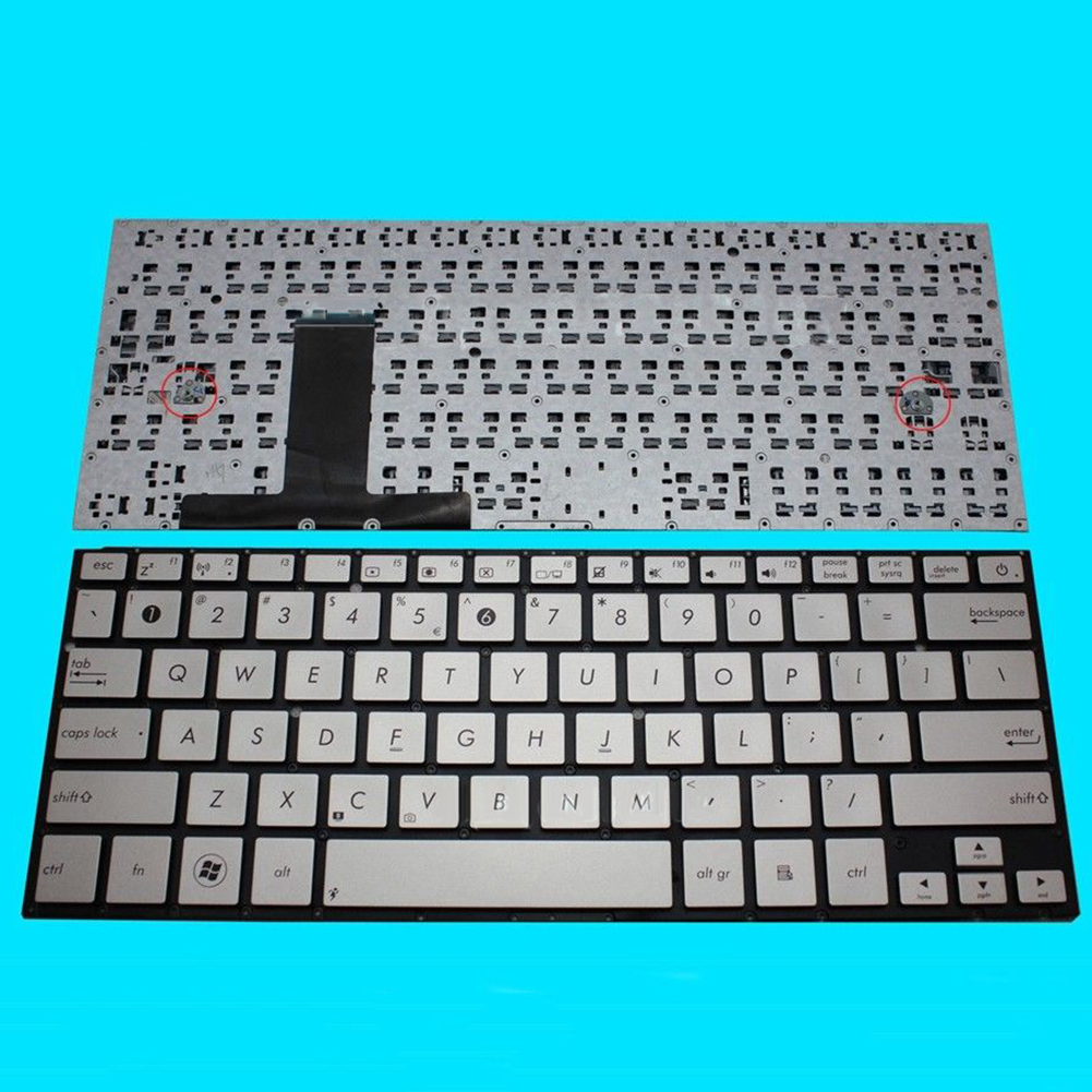 Image 2 - 2019 горячий ПК ноутбук стандарт США замена клавиатуры Американская версия без рамки для ASUS Zenbook UX31/UX31A/UX31e/UX31LA-in Замена клавиатуры from Компьютер и офис
