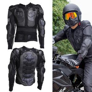 Image 1 - Защитный кожух PE для мотокросса, защитный кожух для мотокросса, мотоциклетная куртка, жилет со светоотражающей полоской, аксессуары для мотокросса