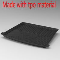 for Haval H6 COUPE H2 H8 H9 C30 VV7 VV5 M6 F7 F5 H9 Waterproof Anti slip Car Trunk Mat Tray Floor Carpet Pad tpo Cargo Liner