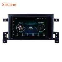 Seicane Android 8.1 Car GPS Navigation Unit Player For 2005 2015 Suzuki GRAND VITARA Support Radio TPMS DVR OBD II Rear camera