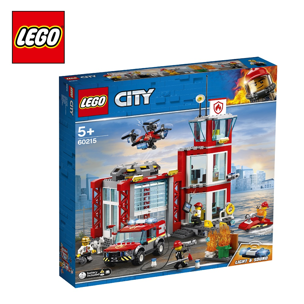 Blocks LEGO 60215 City play designer building block set  toys for boys girls game Designers Construction kazi education toys building blocks toys for children robot car blocks sets model diy bricks classic boys birthday gifts toys
