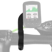 Bike Bicycle Computer Stem Extension Mount Holder with Bracket Adapter For IGPSPORT GARMIN Bike Stand