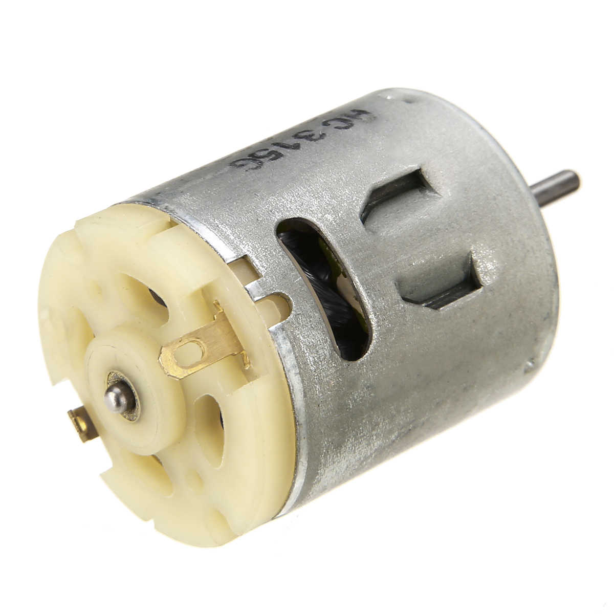 Hohe Geschwindigkeit 5000 RPM 6-12 V DC Motor Hobby Mini DC Motor 365 Geräuscharm Für DIY Kleine bohrmaschine Motor Durchmesser 27,5mm