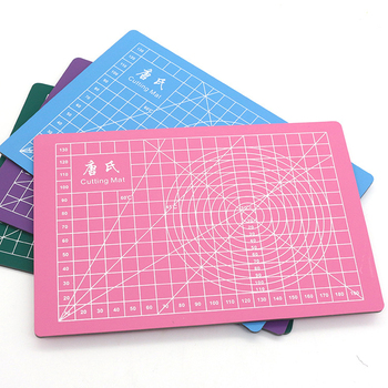 A5 PVC Cutting Mat Double - Single Side Patchwork Cutting Board