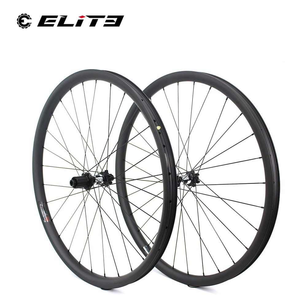 Image 3 - DT Swiss 350 Series 29er Carbon MTB Wheel XC AM Wheelset Chinese Carbon Rim 33mm 29mm 350g Only Super Light WeightBicycle Wheel   -