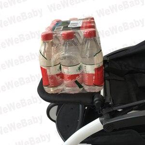 Image 4 - إكسسوارات لعربة الأطفال حقيبة ظهر مسند للقدمين لمسند ظهر حقيبة سفر babyzen YoYo بدلة راحة للقدم حقيبة ظهر لعربة الأطفال yoya