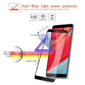 Image 4 - Bezpieczeństwa szkło ochronne dla Xiaomi Redmi S2 szkło hartowane Film pełna pokrywa ochraniacz ekranu na Ksiomi Xiaomi Xiaomi redme s2 2 s