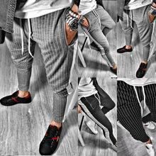 Hot Sale Men Boys Fashion Casual Summer Pants Tracksuit Bottoms Skinny Jogging J