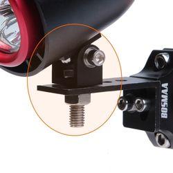 Uniwersalny uchwyt do mocowania reflektorów LED uchwyt reflektora uchwyt lampy zacisk do samochodu motocykl UTV ATV