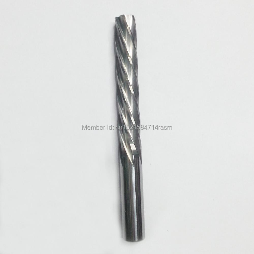 5.5MM X 100MM HRC40 CUTTING SOLID CARBIDE REAMER 1x