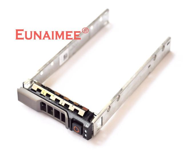 Eunaimee G176J KG7NR G281D hot-swap SAS/SATA serwera tacy 2.5 dla dell R730 R510 R520 r610 R620 R710 R720 z 4 śruby