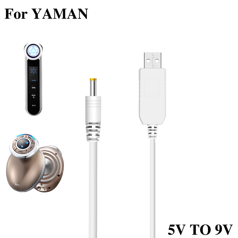 USB Charger Cord For YAMAN HRF-10T HRF-11 Beauty Instrument HRF-5T Massager USB Cable