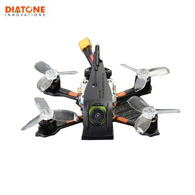 Diatone 2019 GT R249 95mm 2 Zoll 4 S FPV Racing RC Drone PNP w/F4 OSD 25A runCam Micro Swift TX200U Racer Multirotor Schwarz Weiß-in RC-Hubschrauber aus Spielzeug und Hobbys bei  Gruppe 3