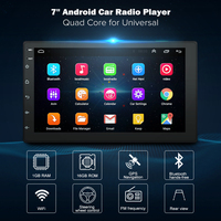 7 inch Android8.1 2 Din Car DVD radio Multimedia Player GPS navigation Universal for N i s s a n p e u g e o t toyota doble din