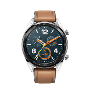 Image 2 - Huawei Watch GT Smartwatch supports GPS NFC 14 Days Battery Life 5ATM waterproof Phone Call Heart Rate Tracker For iOS Android