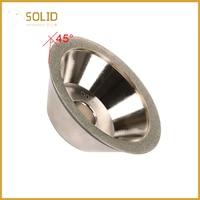 Diamond Grinding Wheel Cup Disc Grinder Pad for Abrasive Tool Polishing 4 inch 200# 100x20x10x5mm