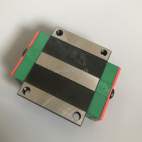 Free Shipping Linear Guide block HGH30CA HGW30CA carriages for HGR30 Rails CNC kits