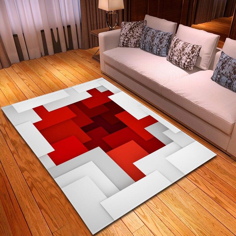 3d Große Größe Teppich 150*200 Cm Moderne Geometrische Teppiche Für Wohnzimmer Schlafzimmer Teppiche Wohnkultur Boden Matte Parlor Teppich Alfombra Um Eine Reibungslose üBertragung Zu GewäHrleisten