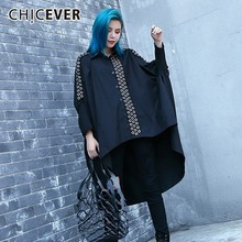 blusa Chiever blusa batwing