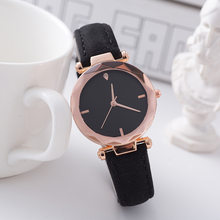 luxury brand Fashion diamond watch women's fashion matte leather watch DR luxury watch(China)