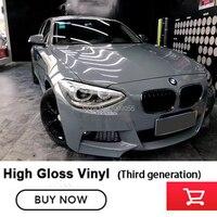 Супер глянцевый цементный серый винил для кузова автомобиля пленка для упаковки автомобилей виниловые наклейки 1,52*20 м/рулон импортный клей